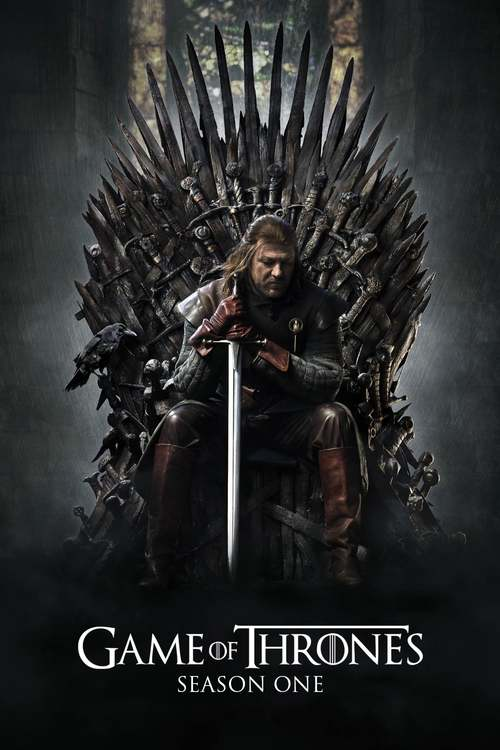 Game of Thrones S1 (2011) Episode 1-10 End