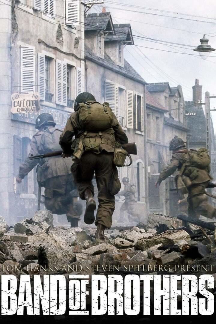Band of Brothers (2001) Episode 1-10 End
