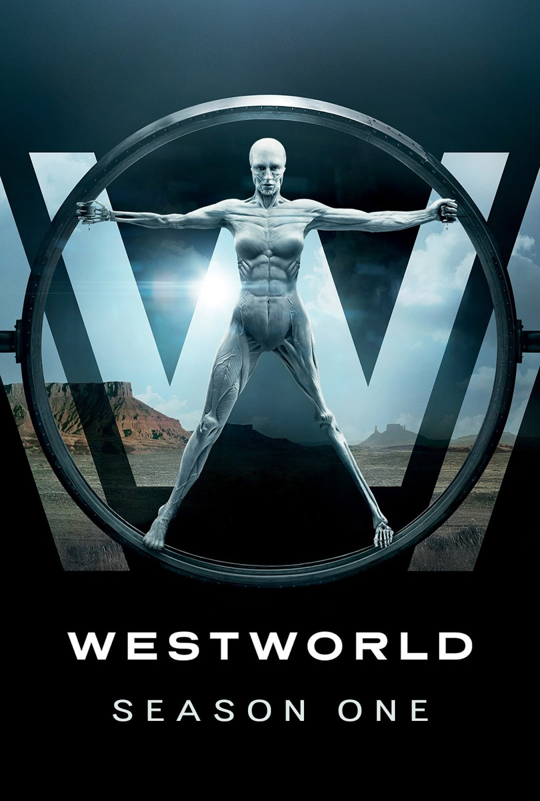 Westworld Season 1 (2016) Episode 1-10 End