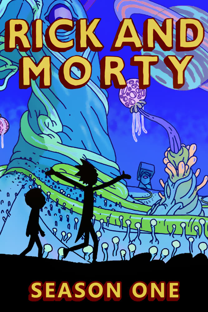 Rick and Morty (2013) Episode 01-11 End