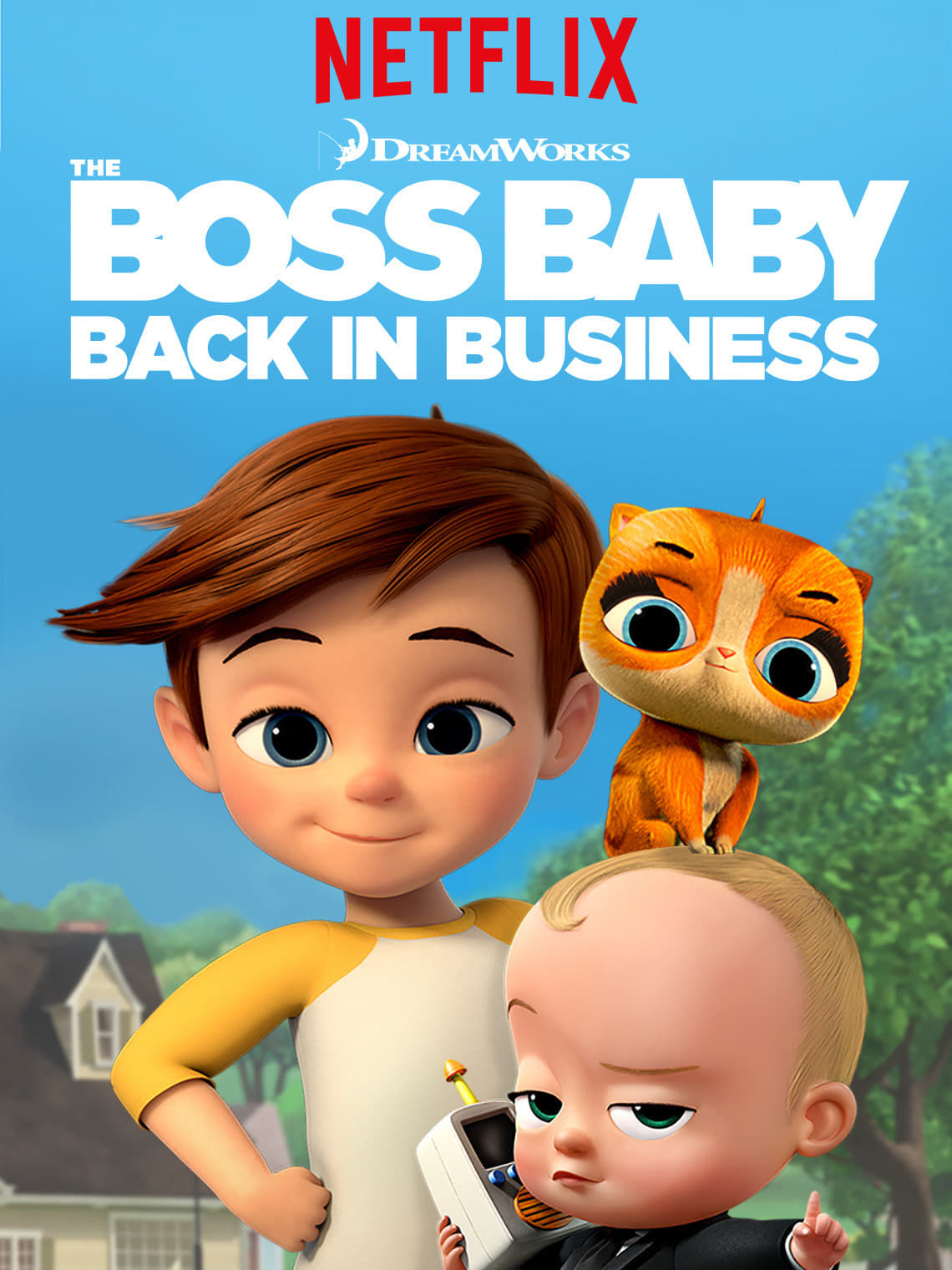 The Boss Baby: Back in Business Season 1 (2018) Episode 1-13 End