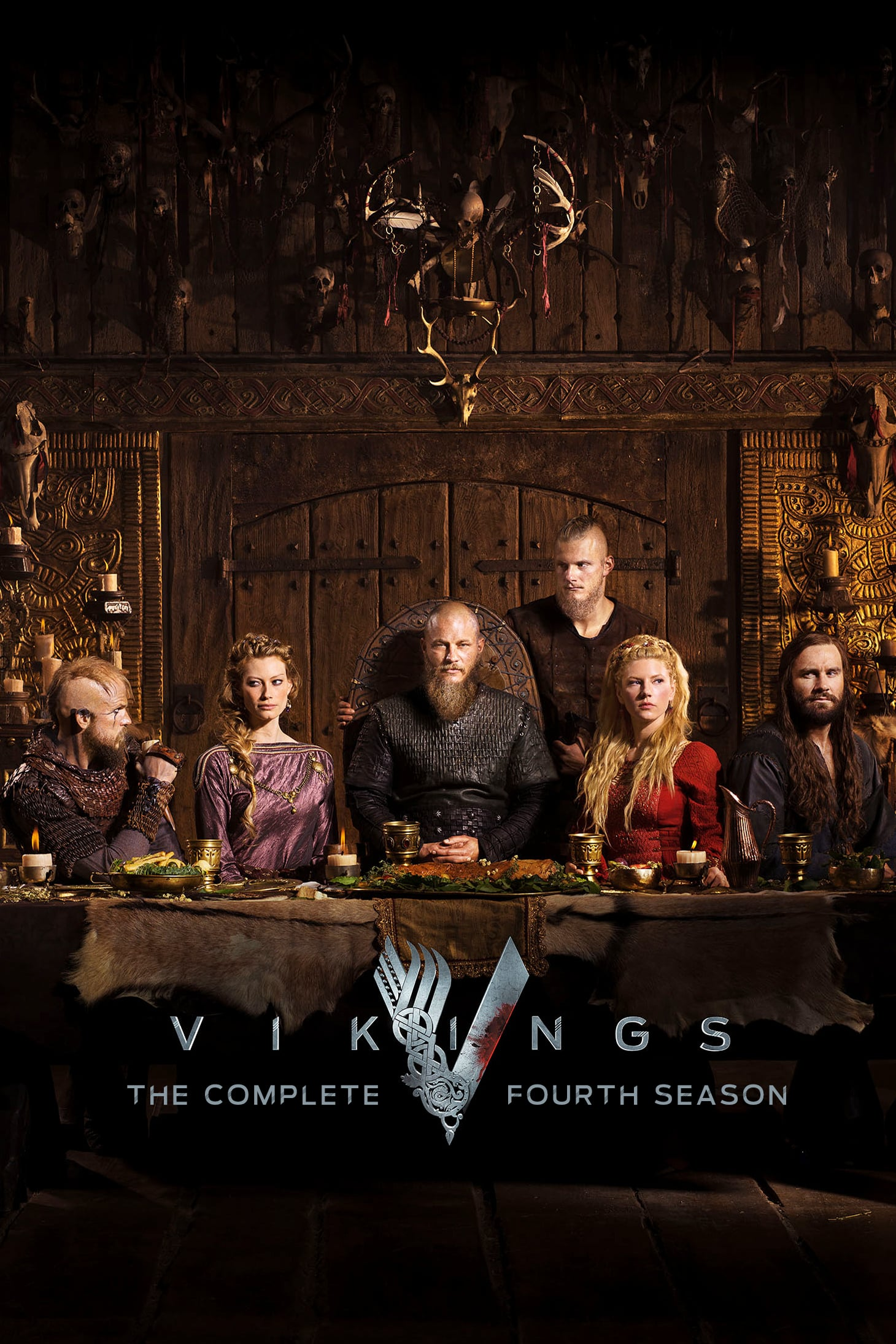 Vikings Season 4 (2016) Episode 01-20 End