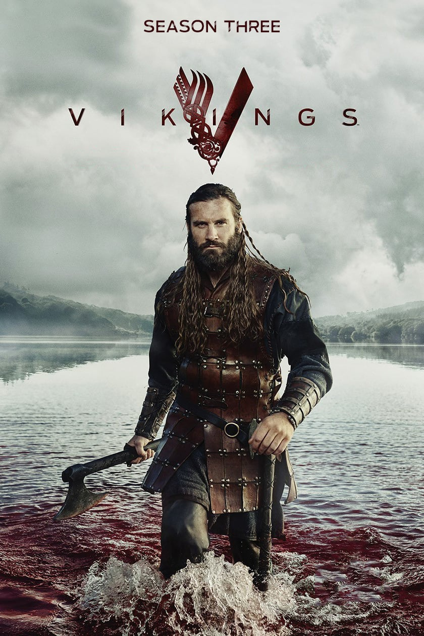 Vikings Season 3 (2015) Episode 01-10 End