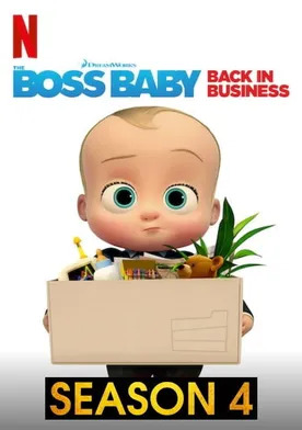 The Boss Baby: Back in Business Season 4 (2020) Episode 1-12 End