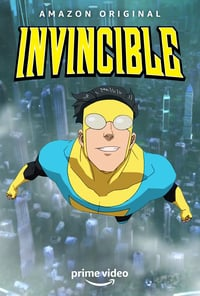 Invincible (2021) Episode 01-06 (Ongoing)