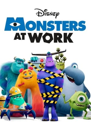 Monsters at Work (2021) Episode 01-10 End