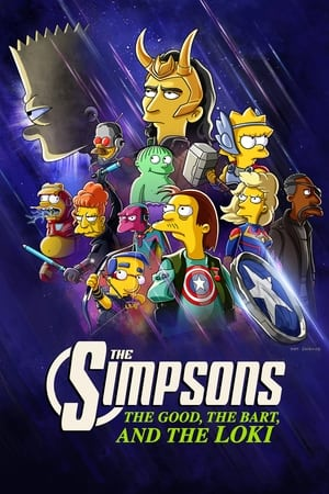 The Simpsons the Good, the Bart, and the Loki (2021)