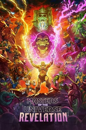 Masters of the Universe: Revelation (2021) Episode 01-05 End