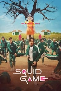 Squid Game (2021) Episode 01-09 End